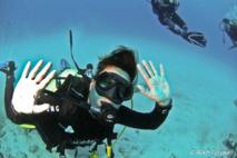 Aprés votre baptême vous pouvez poursuivre votre formation pour devenir plongeur confirmé.