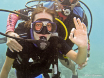 Le baptême de plongée en Guadeloupe, une aventure qui va devenir un souvenir inoubliable.