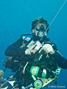 La formation plongeur Nitrox confirmé permet aux encadrants de conduire une palanquée de plongeurs au mélange.