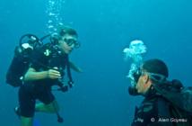 Formation plongée Guadeloupe Open Water.