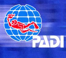 PADI, école de formation international.