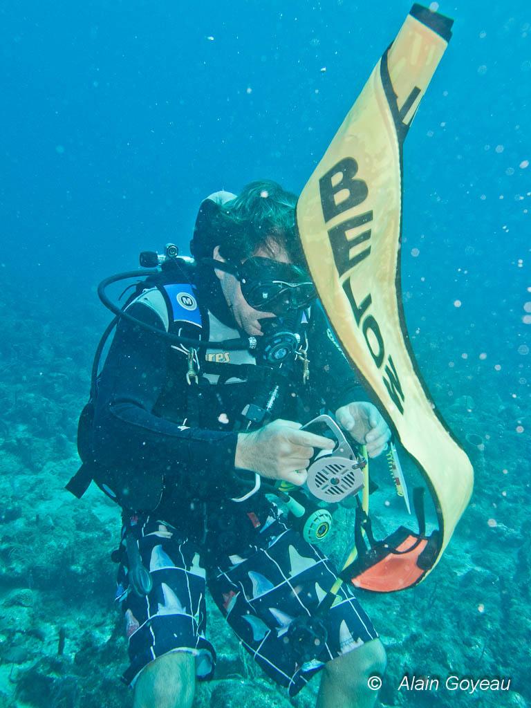 Vous pourrez faire une formation Nitrox ou Enriched Air Diver.