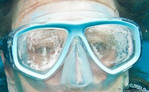 Un produit miracle pour éviter la buée dans le masque de plongée.