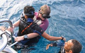 Secourisme et plongée sous-marine, le RIFAP.