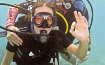 Baptême de plongée en Guadeloupe, votre premier cours ici