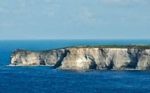 Guadeloupe, les spots de plongée de la Grande Vigie en partant de Port-Louis.