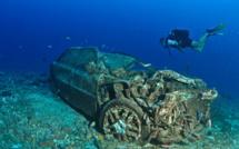 Formation photo sous-marine numérique de la FFESSM.